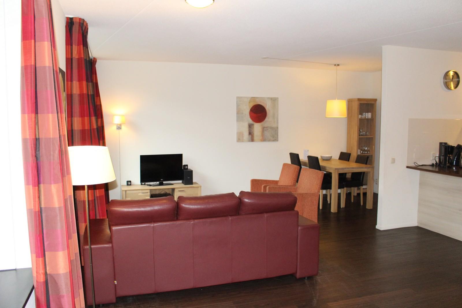 Appartement 2 4-persoons comfort
