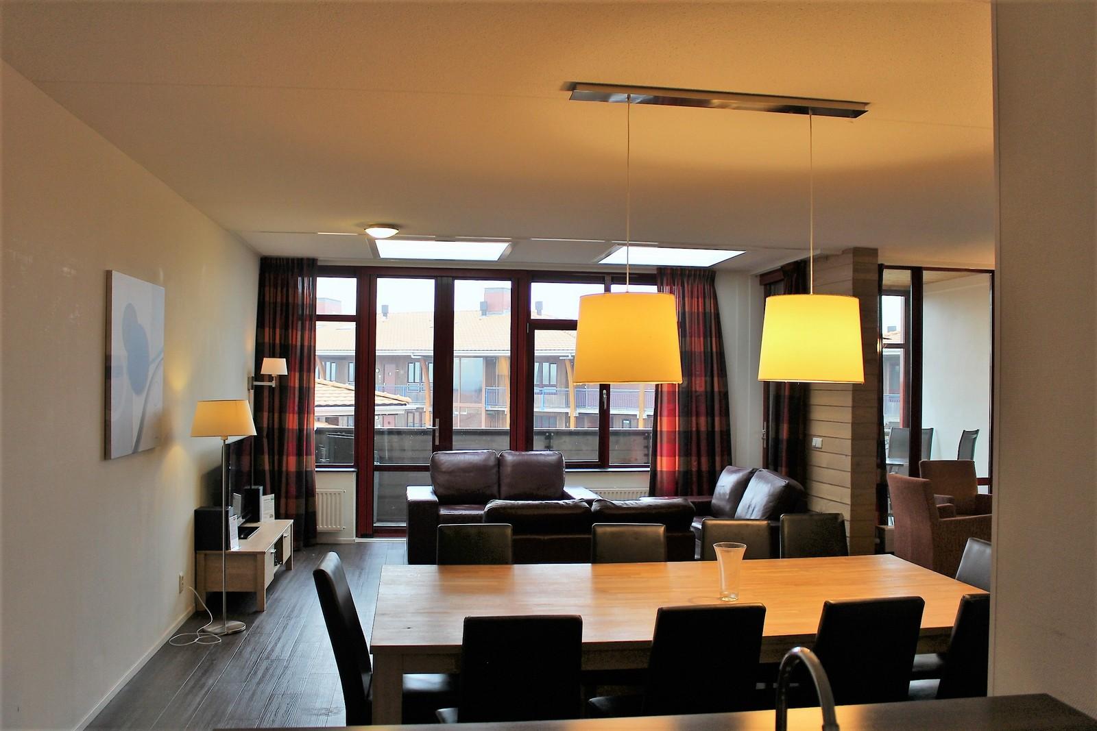 Appartement 56 10-persoons comfort