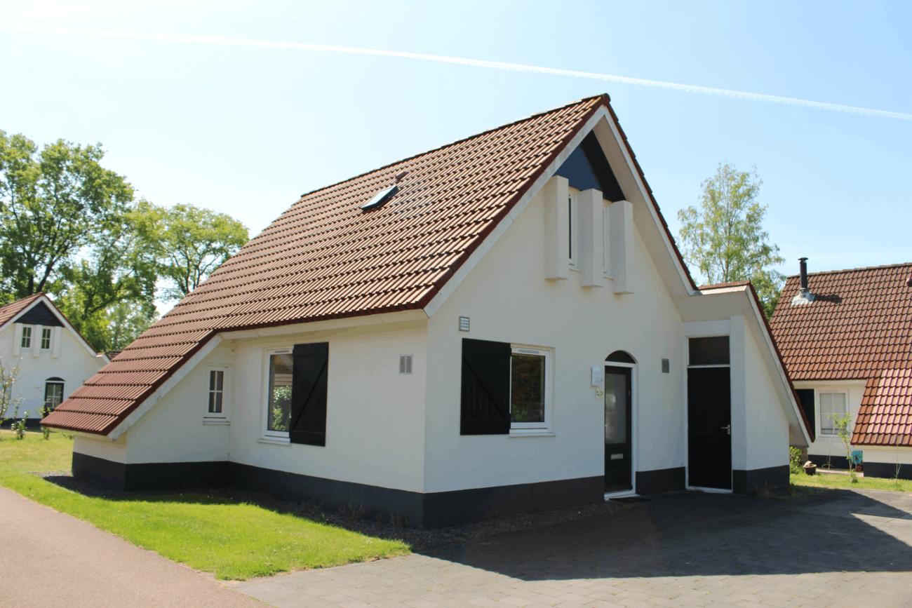 1 Landgoed De Elsgraven - Recreatielandhuis nr