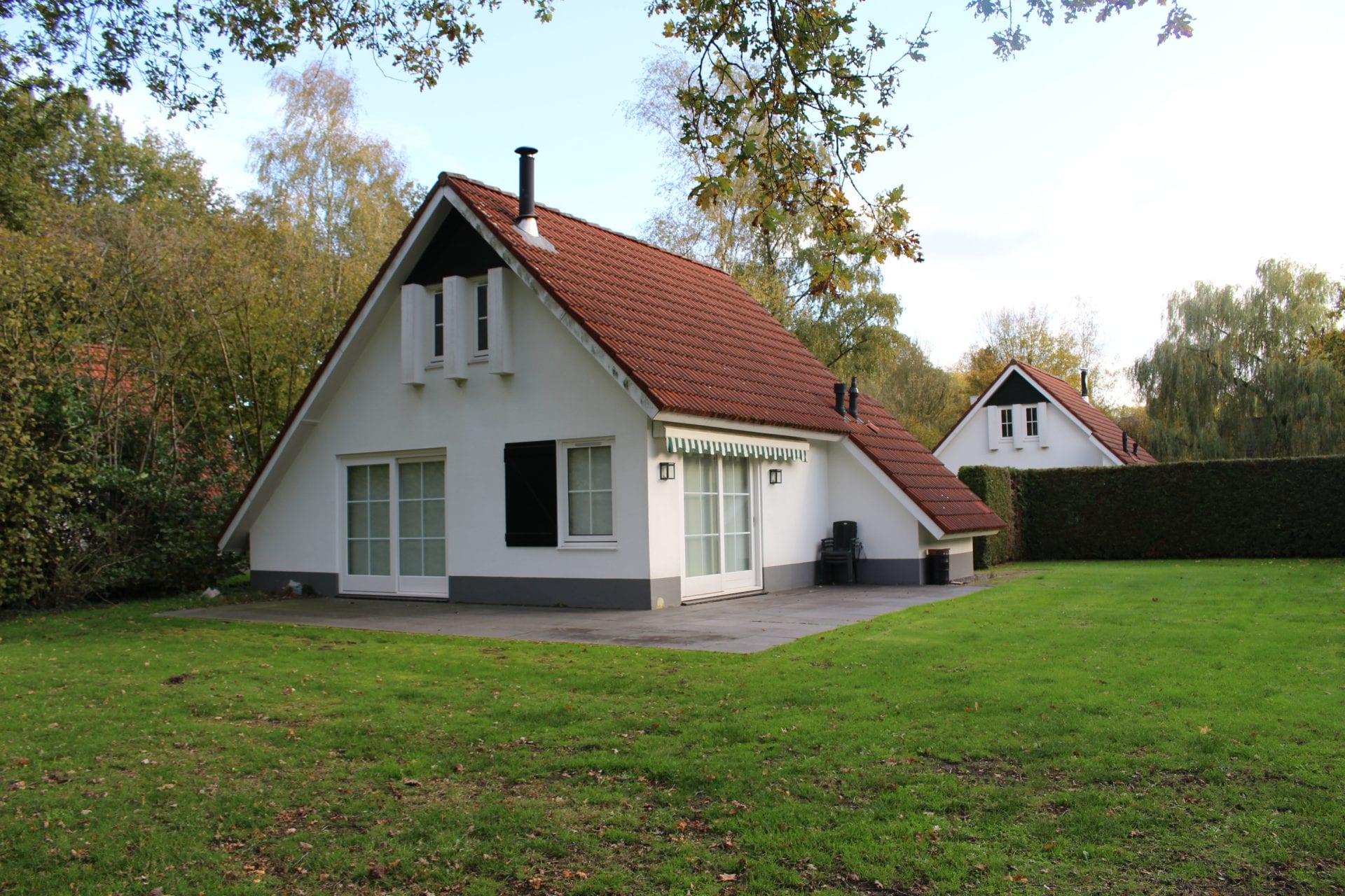 1 Landgoed De Elsgraven - Vakantiehuis nr. 109 - 4-6-persoons Comfort