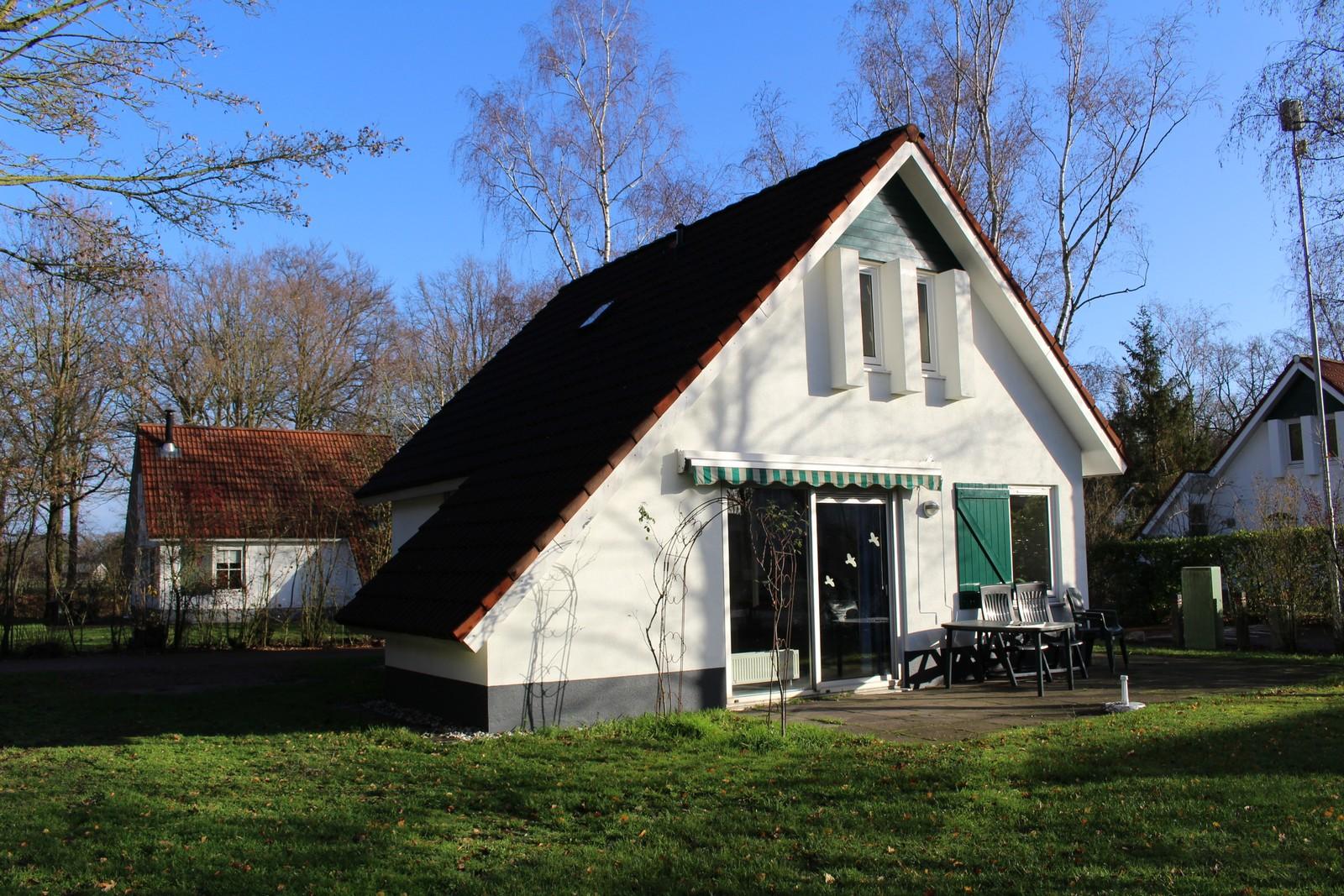1 Landgoed De Elsgraven - Vakantiehuis nr. 117 - 4-persoons