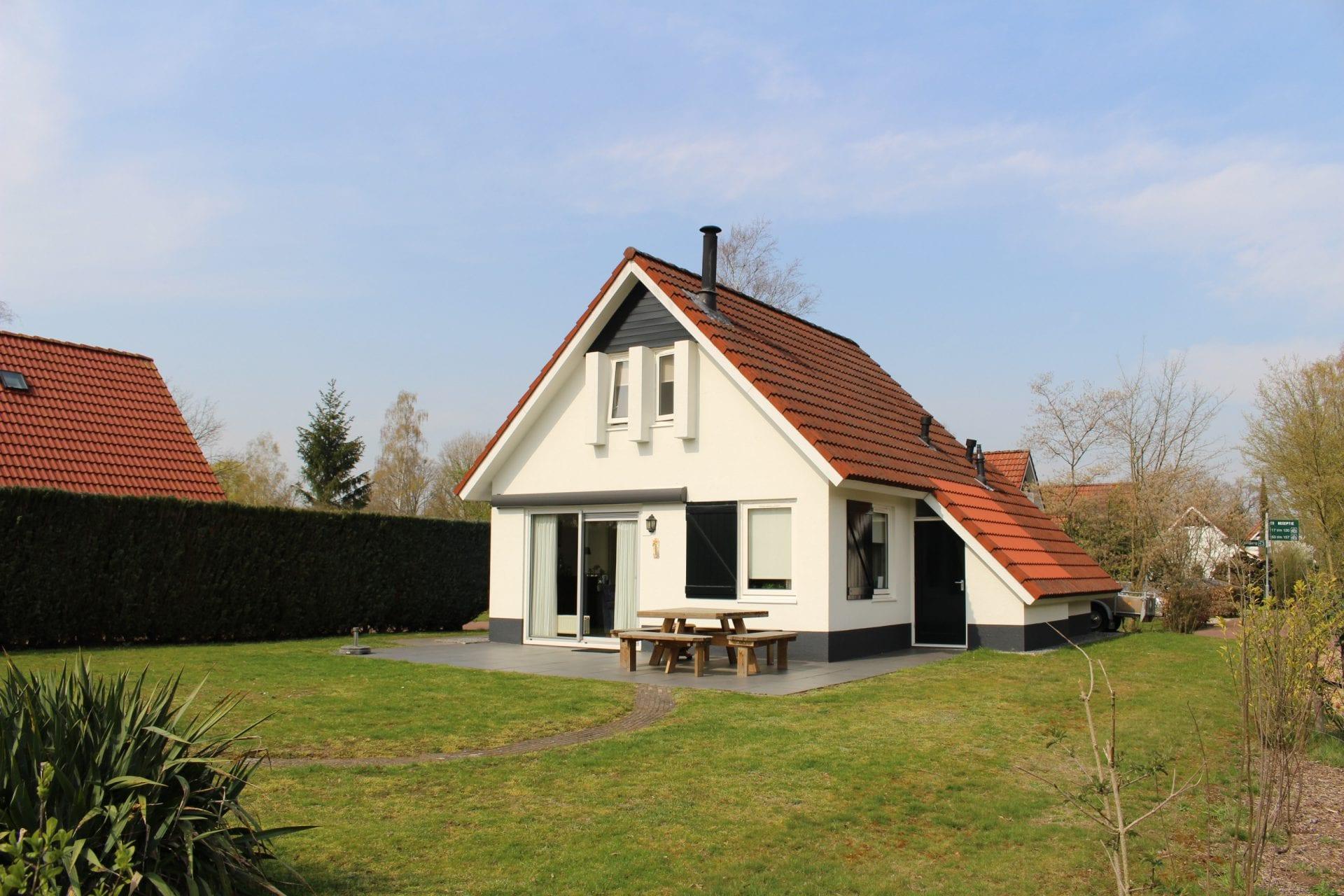 1 Landgoed De Elsgraven - Vakantiehuis nr. 151 - 4-persoons