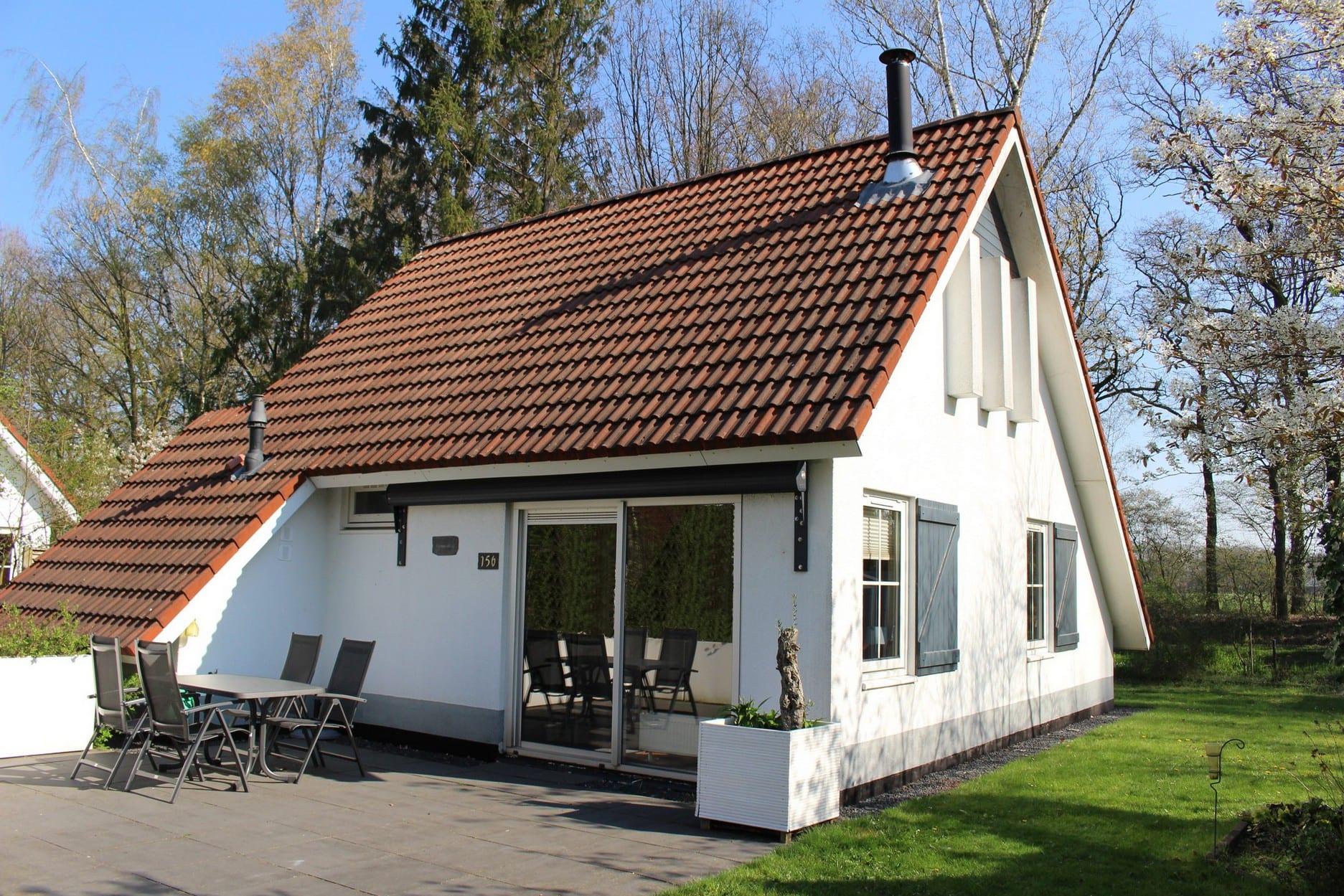 1 Landgoed De Elsgraven - Vakantiehuis nr. 156 - 4-persoons comfort