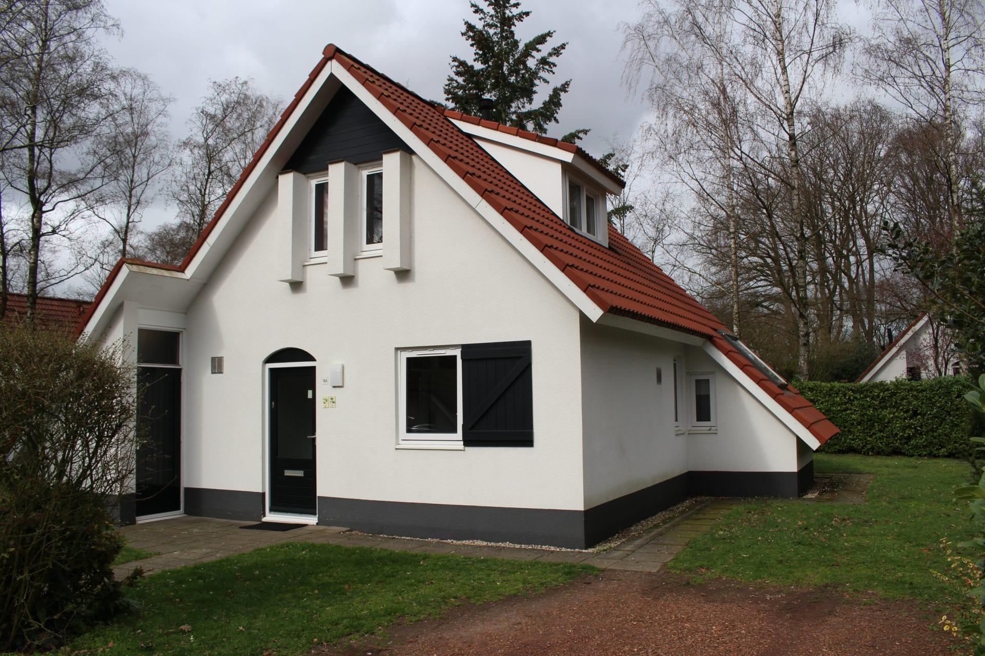1 Landgoed De Elsgraven - Vakantiehuis nr. 164 - 4-persoons luxe