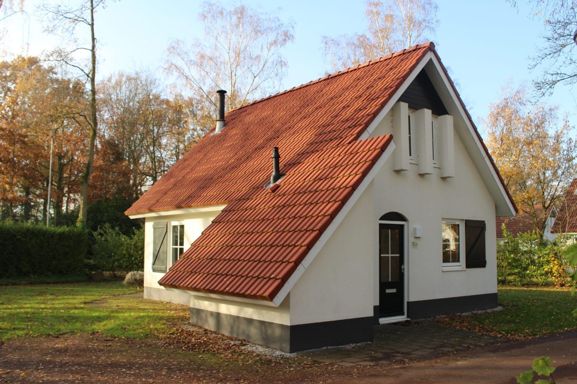 1 Landgoed De Elsgraven - Vakantiehuis nr. 5 - 4-6-persoons Comfort