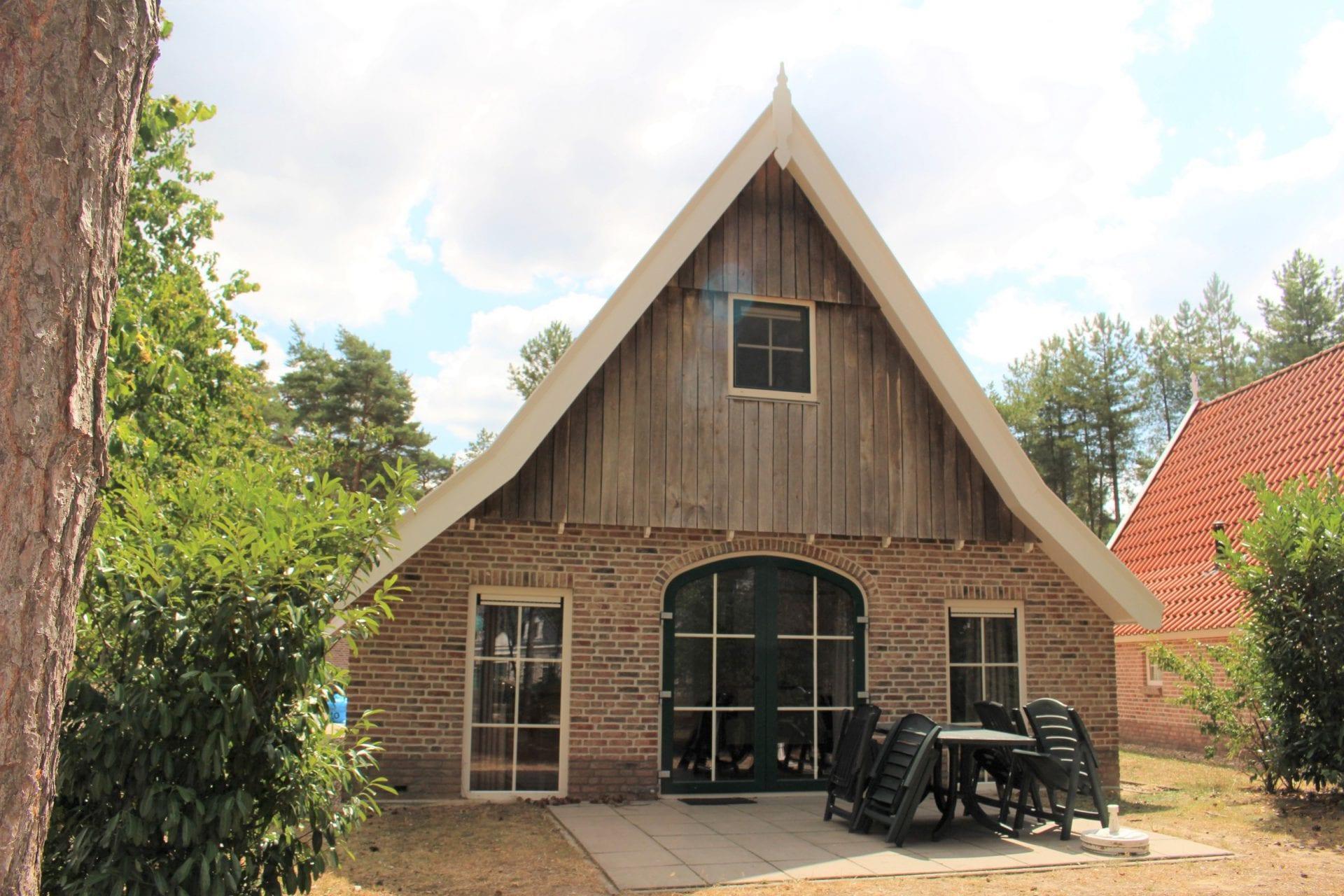 1 Vakantiehuis Landgoed De Hellendoornse Berg nr. 125 - Steeger Hoes 4-pers. Comfort zomer