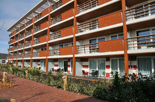 1. 2-persoons Comfort appartement nr. 25 Landal West Terschelling