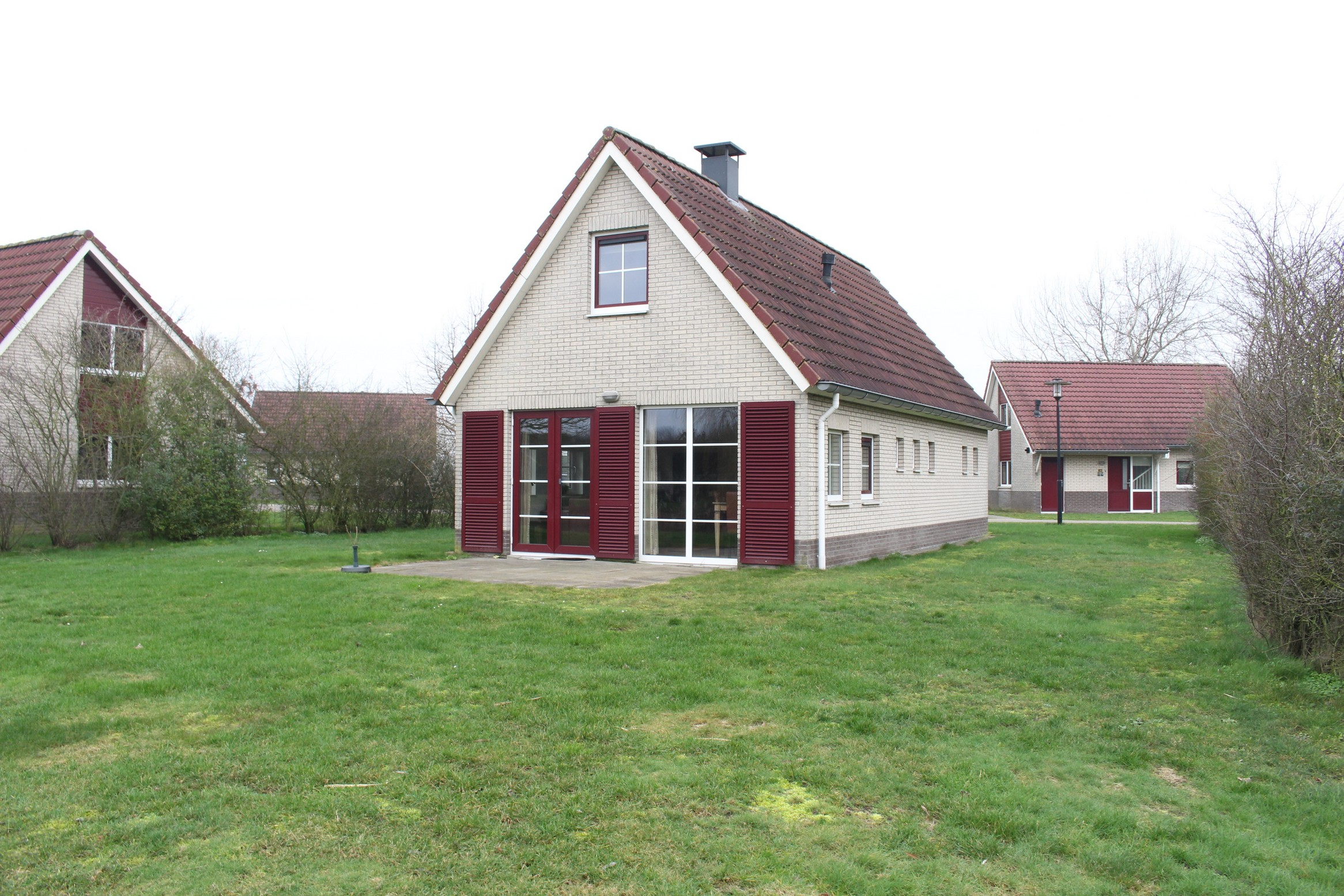 1. Buitenhuis 193, type Siluur 6-persoons Comfort (SR377)