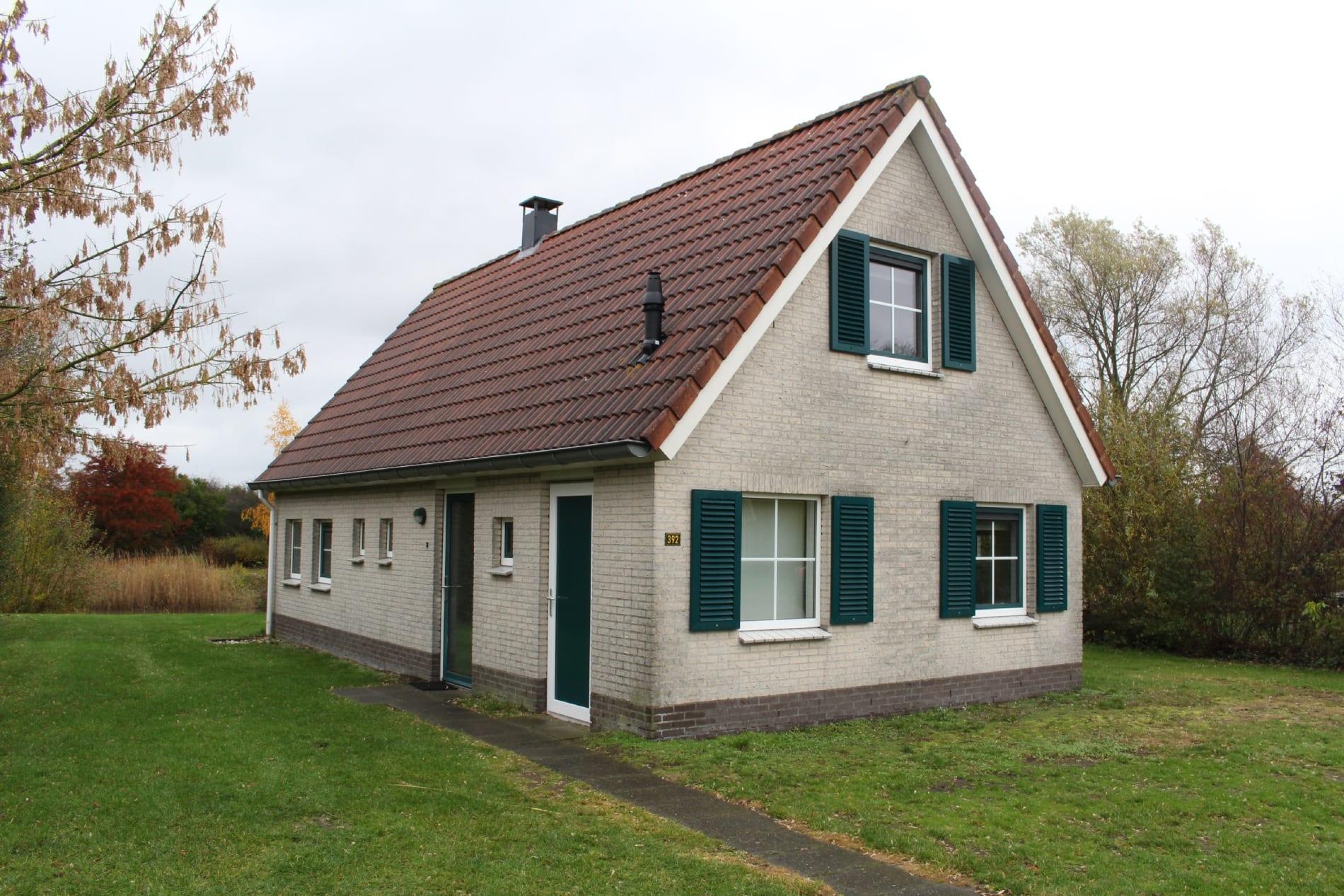 1. Buitenhuis nr. 416 type Siluur 6-persoons