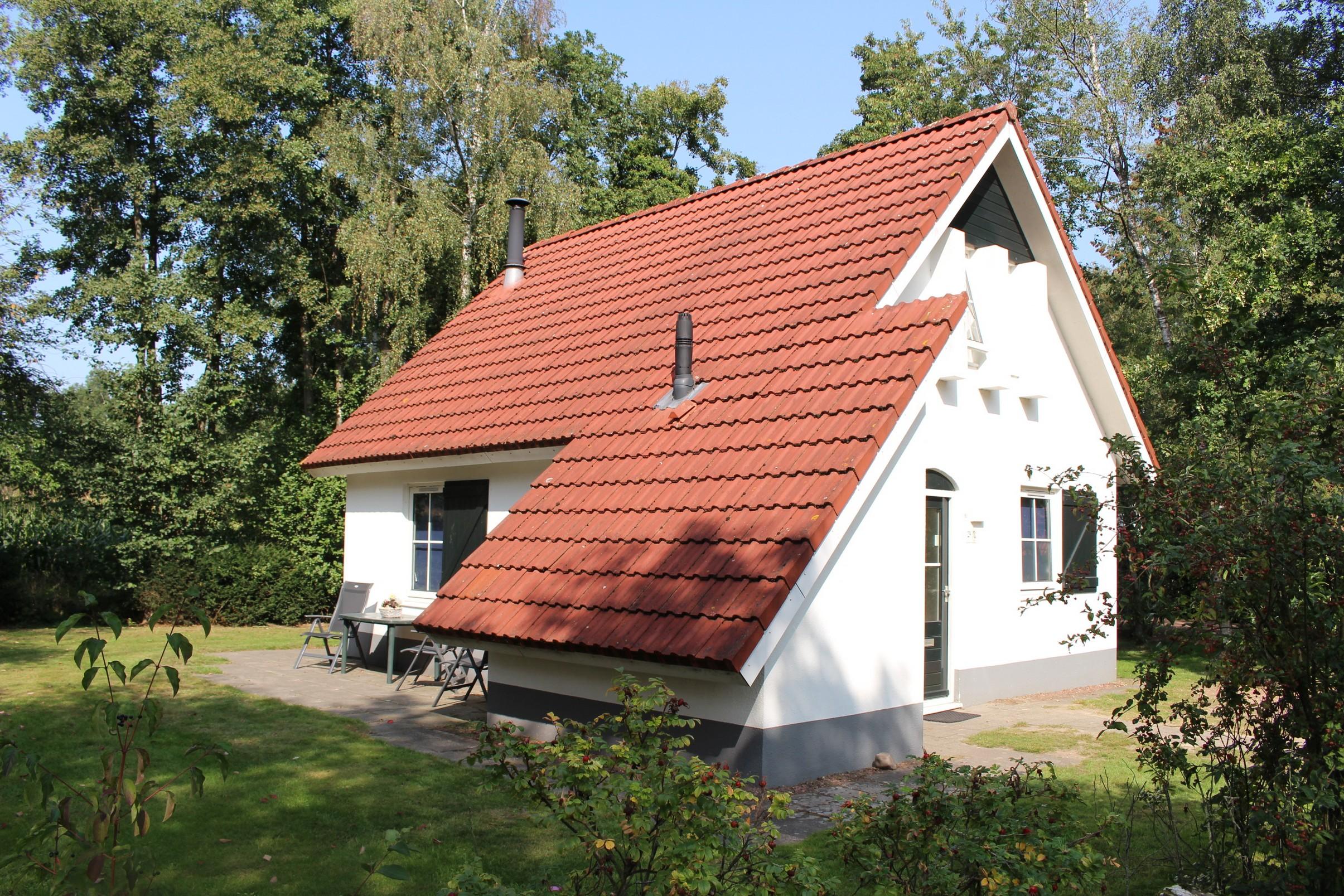1. Landal Landgoed De Elsgraven - Recreatiewoning nr. 163 6-persoons Luxe