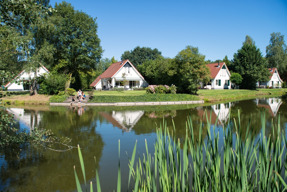 1. Landgoed De Elsgraven - Recreatielandhuis nr. 102