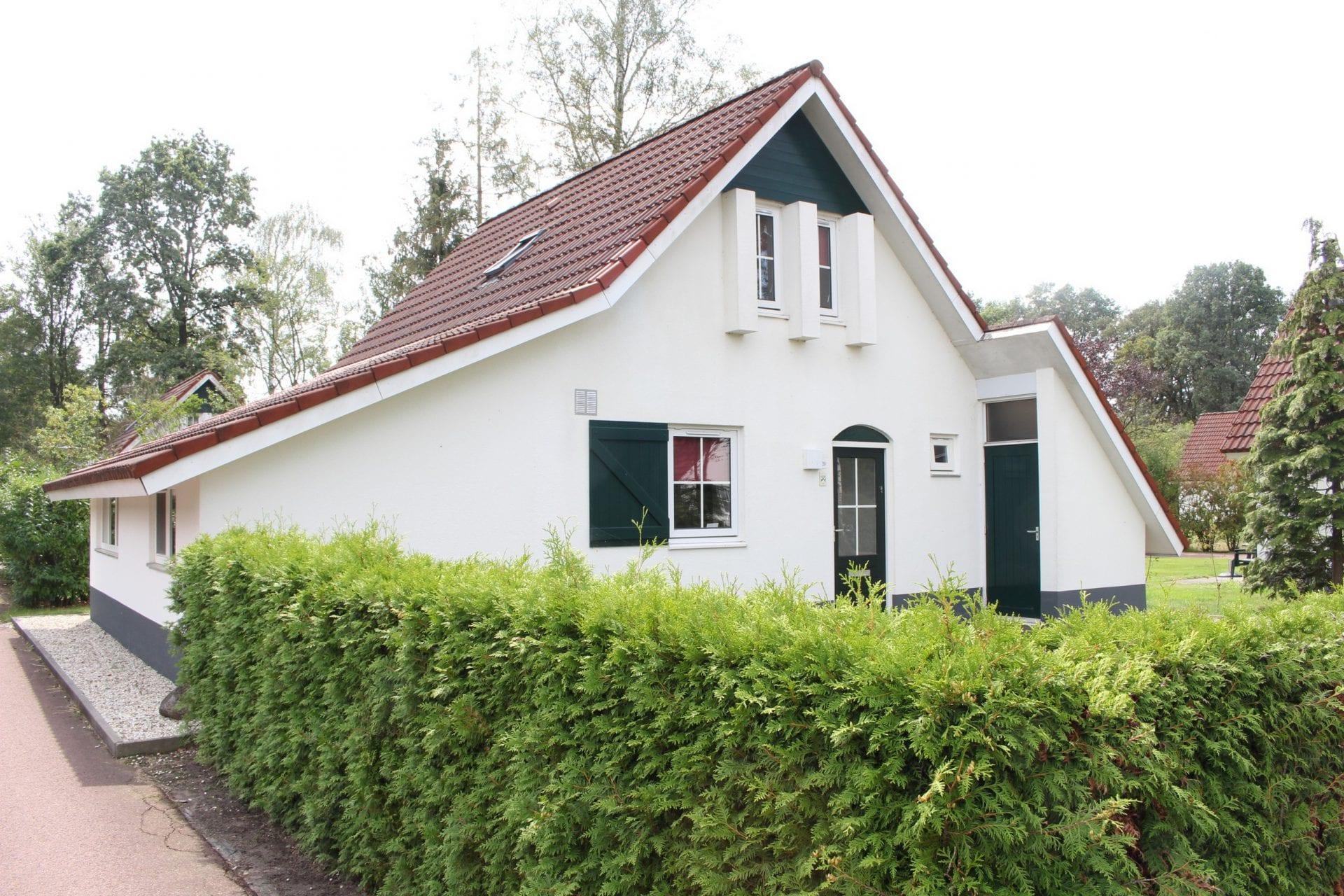 1. Landgoed De Elsgraven – Vakantiehuis nr. 139 – 6-persoons comfort