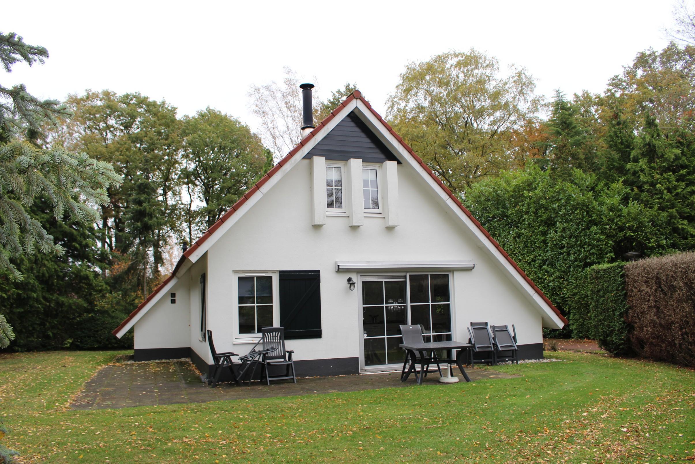 1. Landgoed De Elsgraven - Vakantiehuis nr. 46 4-persoons Luxe 4L2