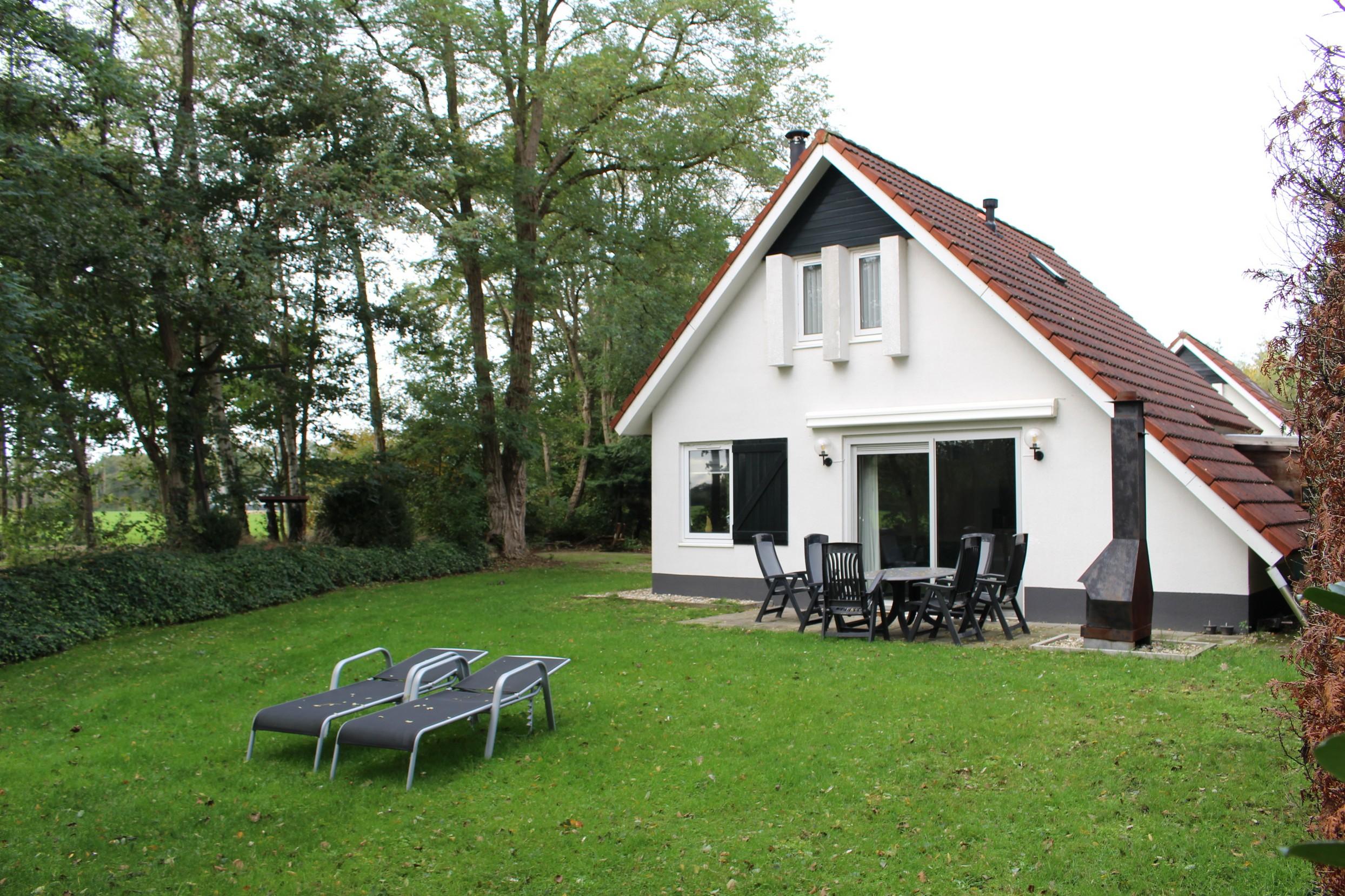 1. Recreatielandhuis 53 4-6-persoons comfort Landal Landgoed De Elsgraven