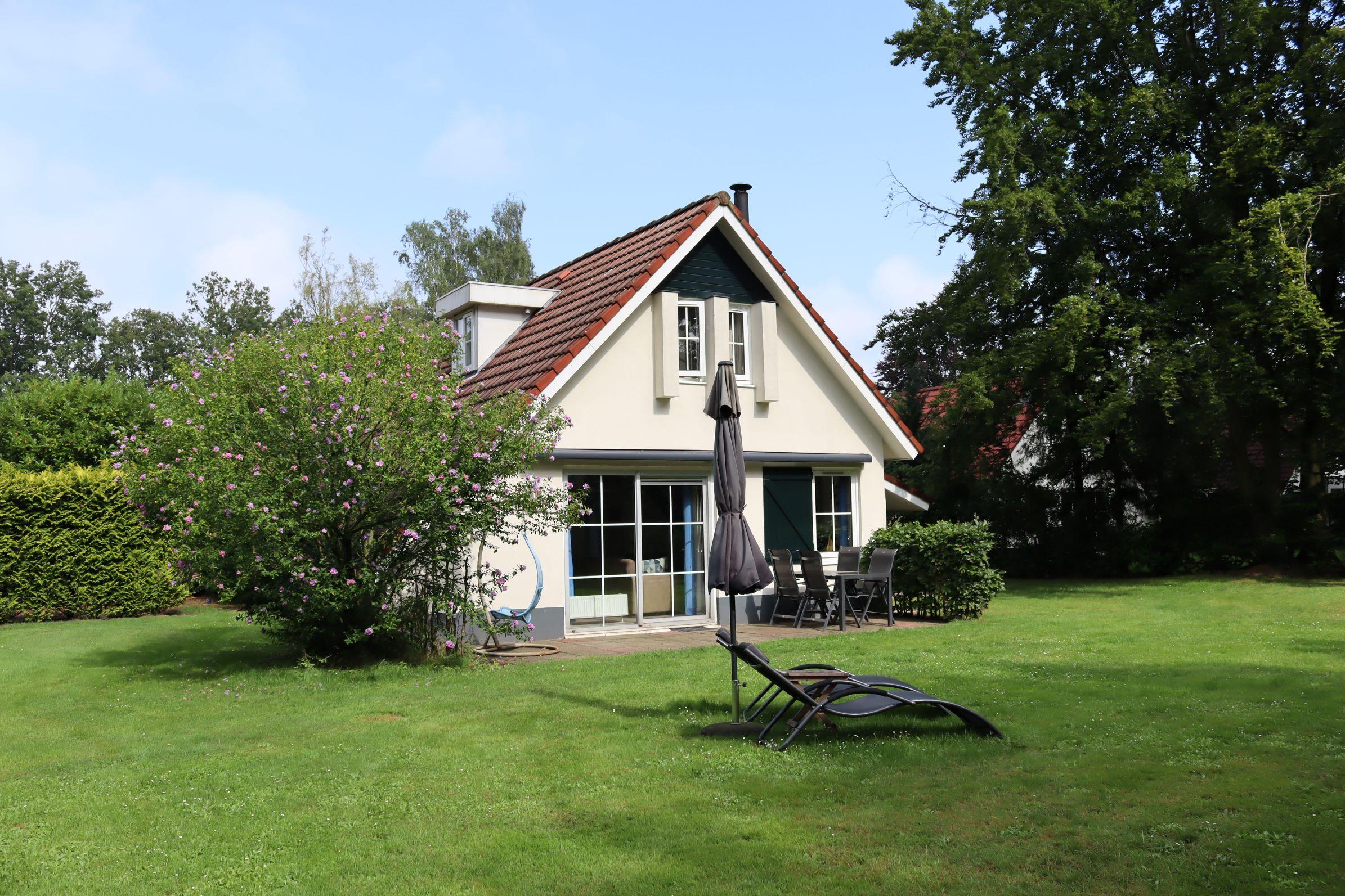 1. Recreatiewoning nr. 14 – 4-pers. Luxe Landgoed De Elsgraven
