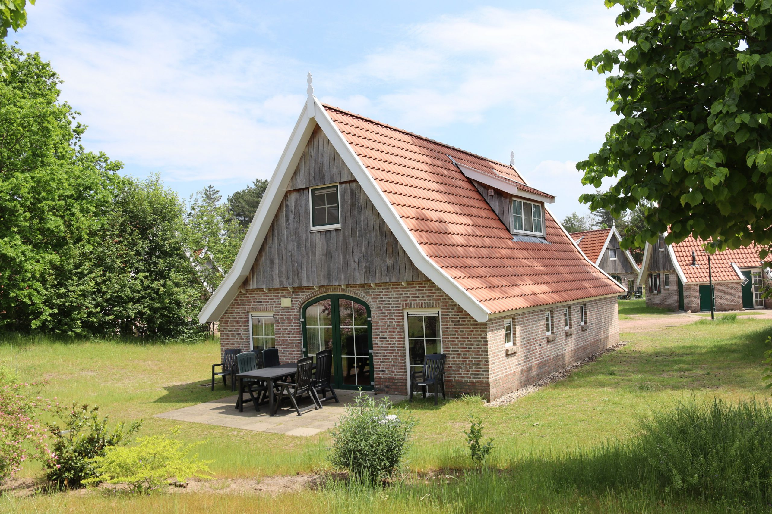 1. Recreatiewoning nr. 171 – 8-persoons Landal De Hellendoornse Berg