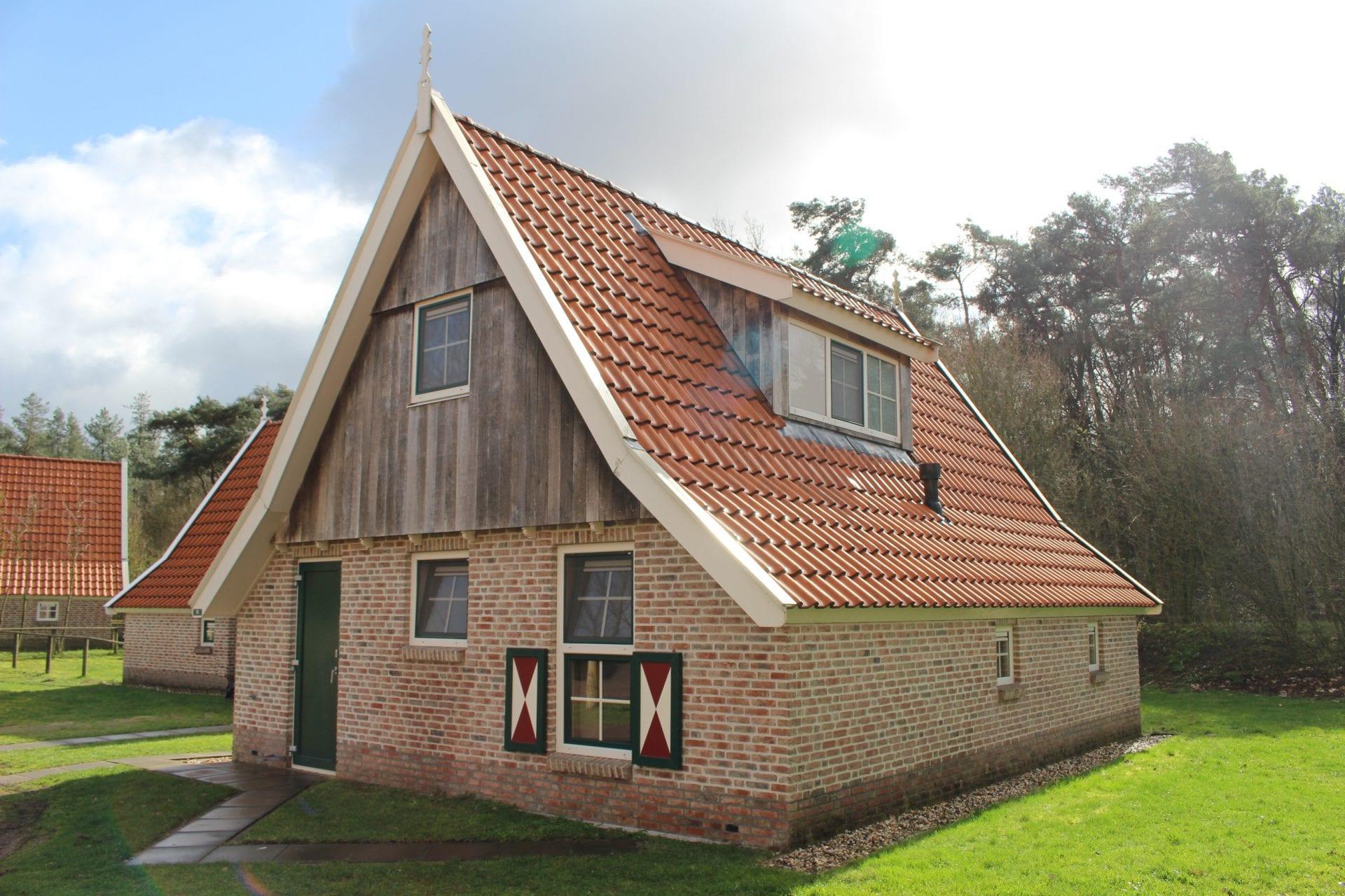 1b. Vakantiehuis Landgoed De Hellendoornse Berg nr. 18 - Steeger Hoes 6 Comfort