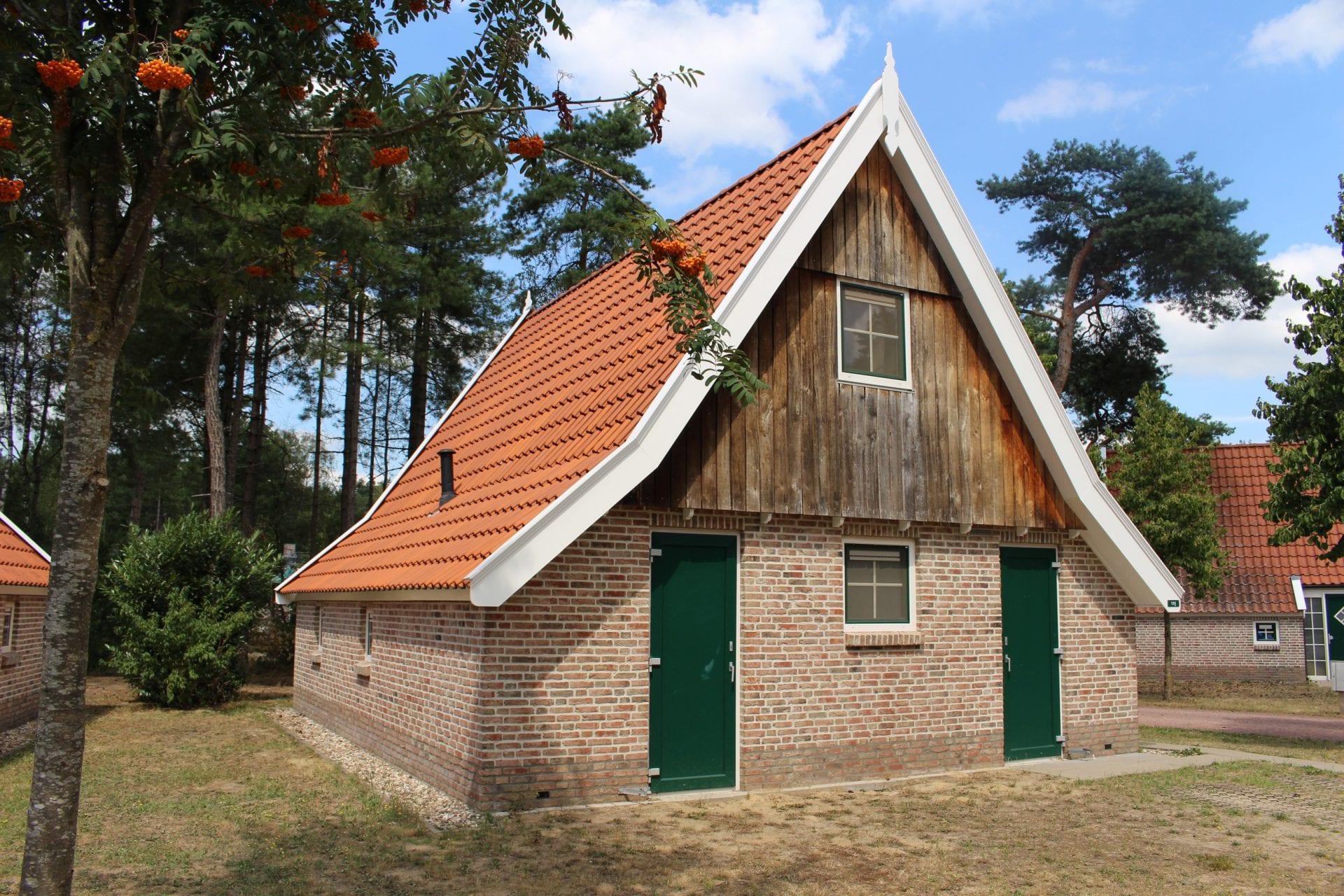 2 Vakantiehuis Landgoed De Hellendoornse Berg nr. 125 - Steeger Hoes 4-pers. Comfort zomer