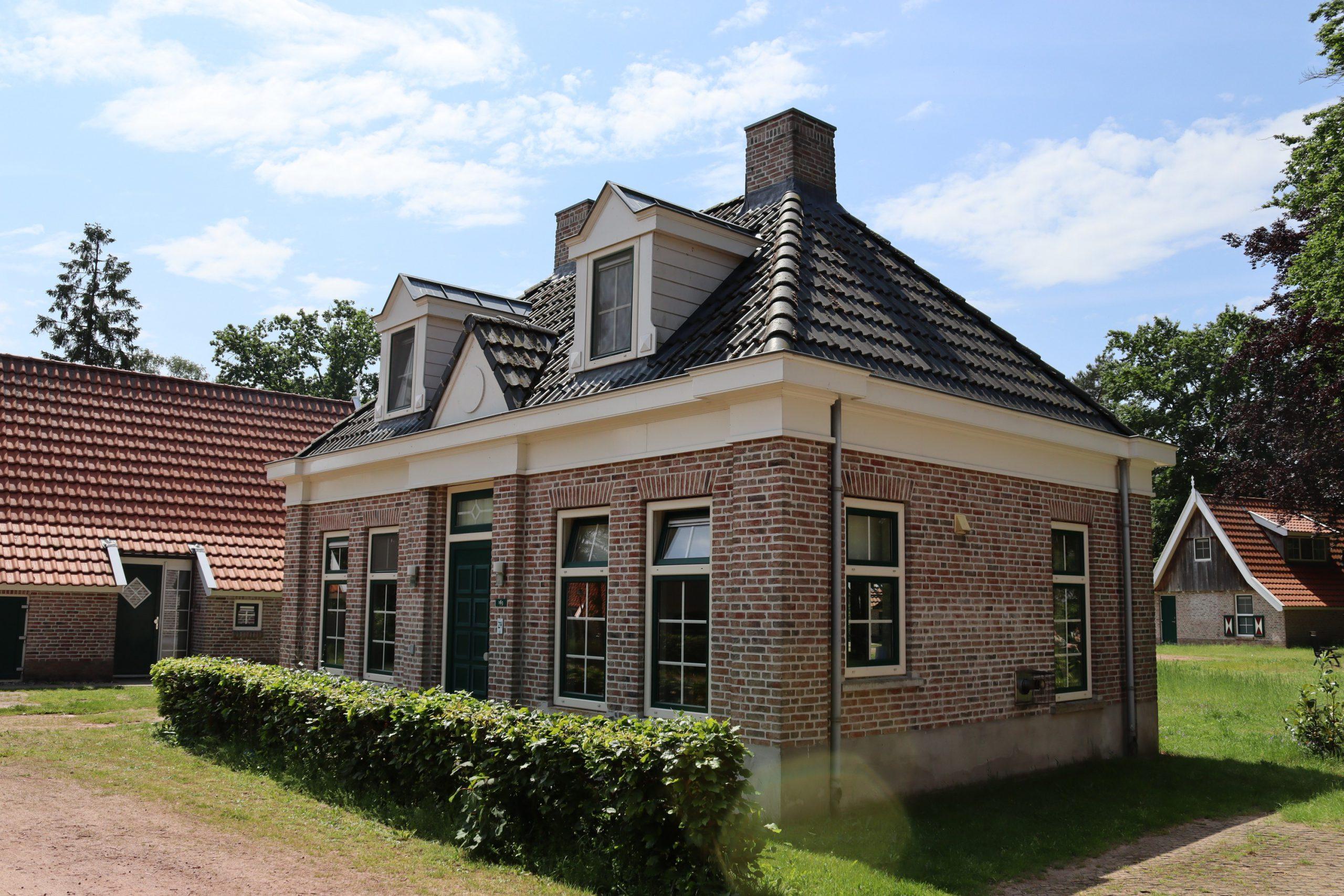 2. Recreatiewoning nr. 163 4-persoons Luxe Notariswoning Landal Landgoed De Hellendoornse Berg