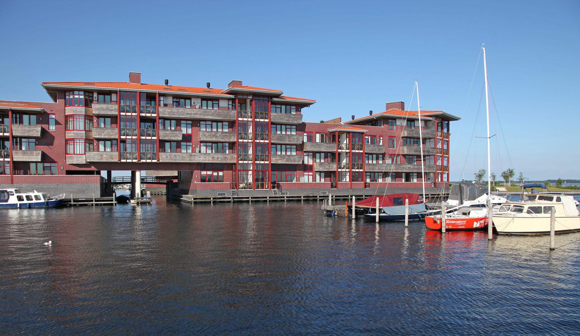 Appartement 10-persoons Zuiderzee op Zuid
