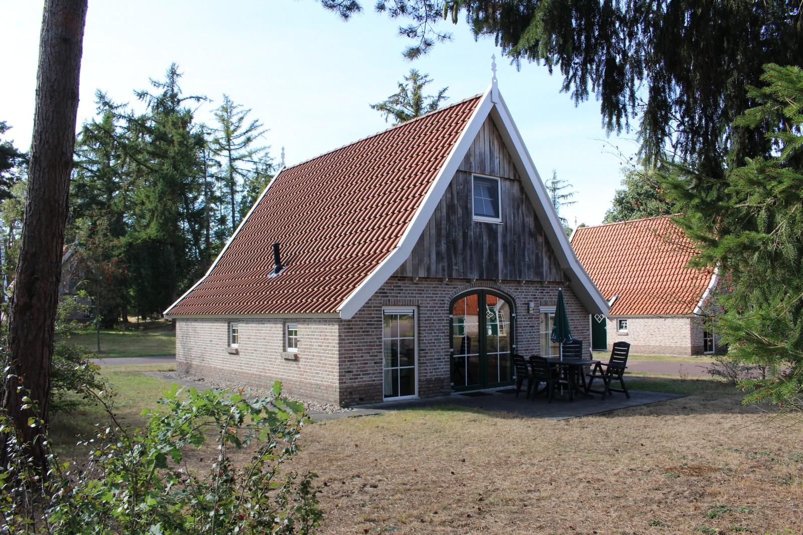 Landgoed De Hellendoornse Berg, 136 type steeger hoes