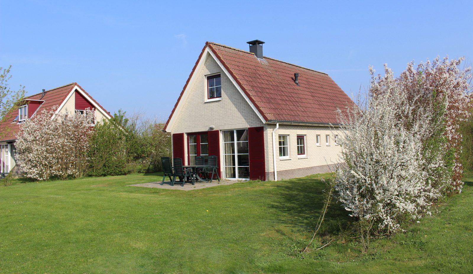 Buitenhuis 193, type Siluur 6-persoons Comfort (SR377) 3