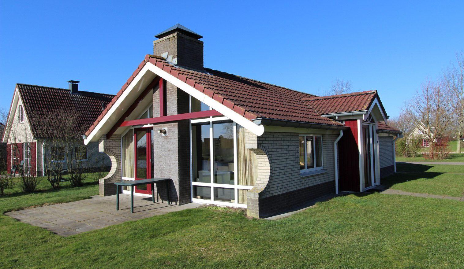 Buitenhuis 194, type Jura 5-persoons Comfort (SR376) 1