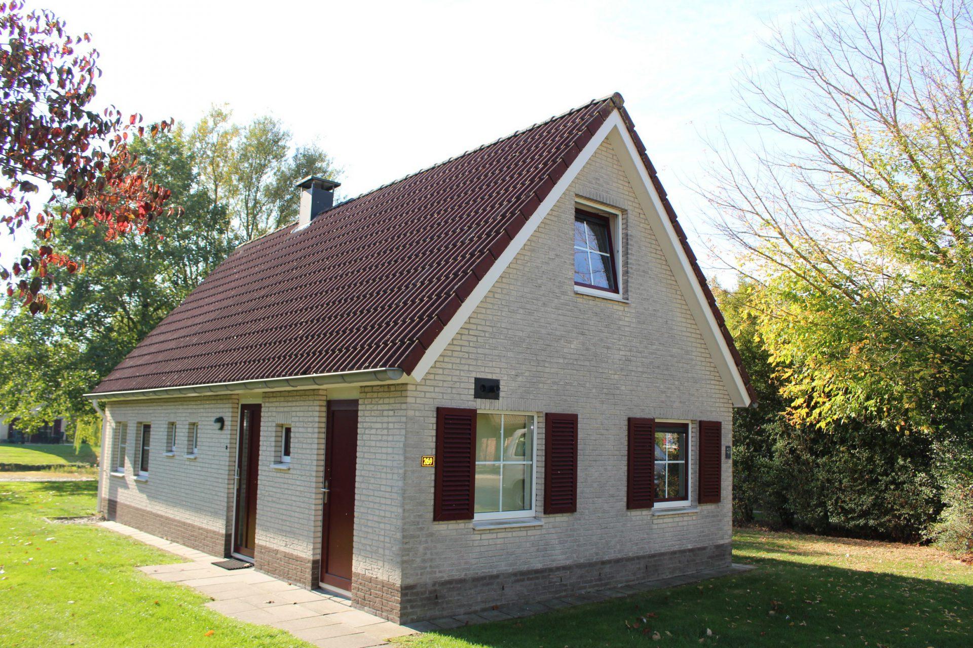 Buitenhuis 269, type Siluur 6-persoons Comfort (SR377) 1