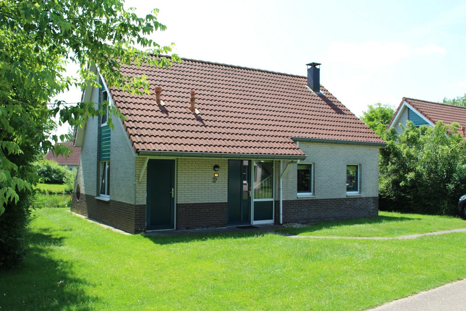 Buitenhuis 406, type Trias 4-persoons VIP (SR359) 1