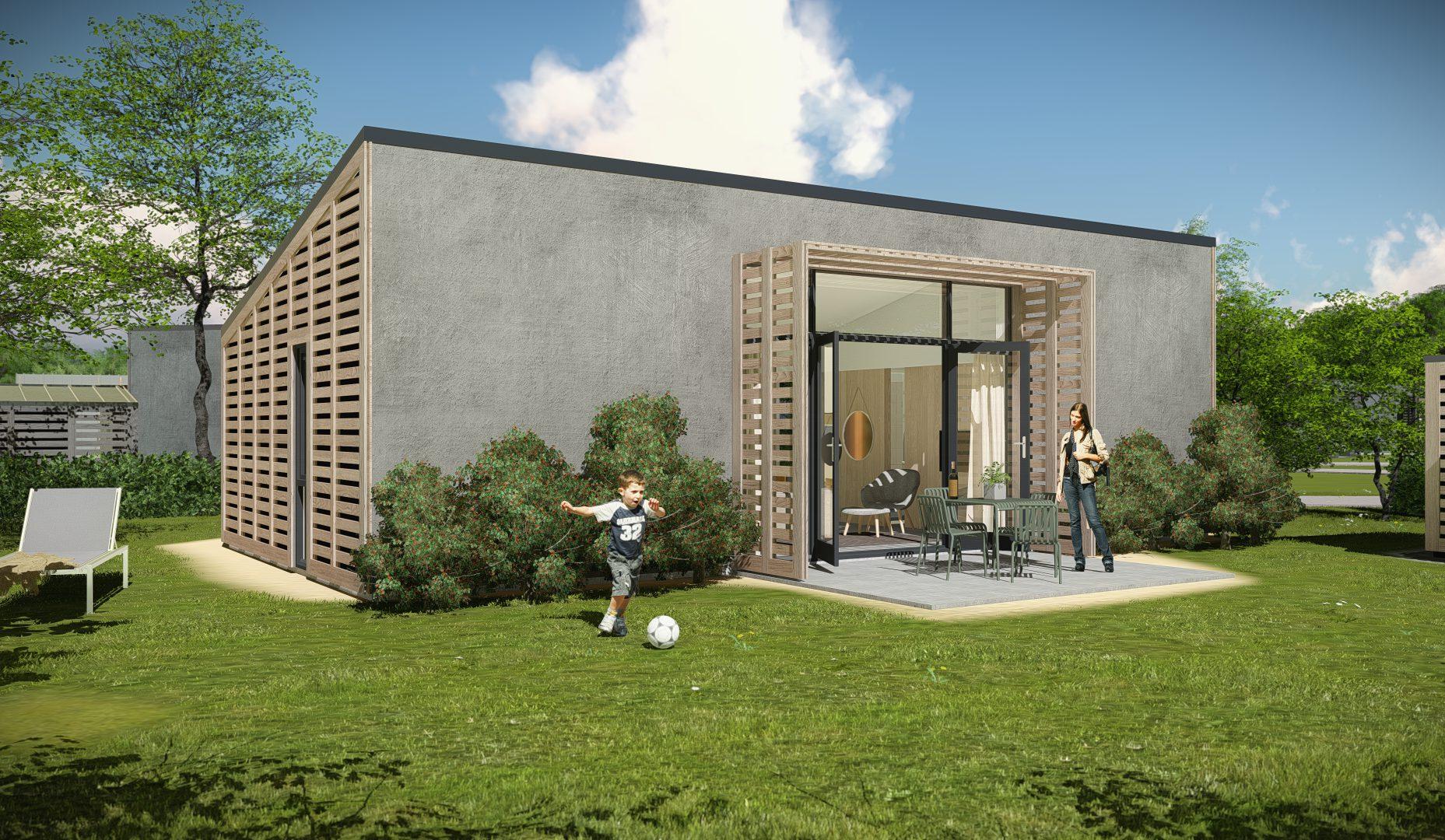 Gooilanden – Fase 3 – Woningtype Sperwershof