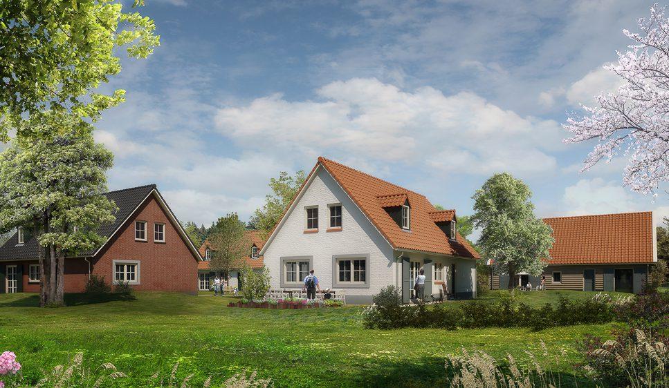 Landal Domein De Waufsberg – Woningtype 12-persoons Luxe