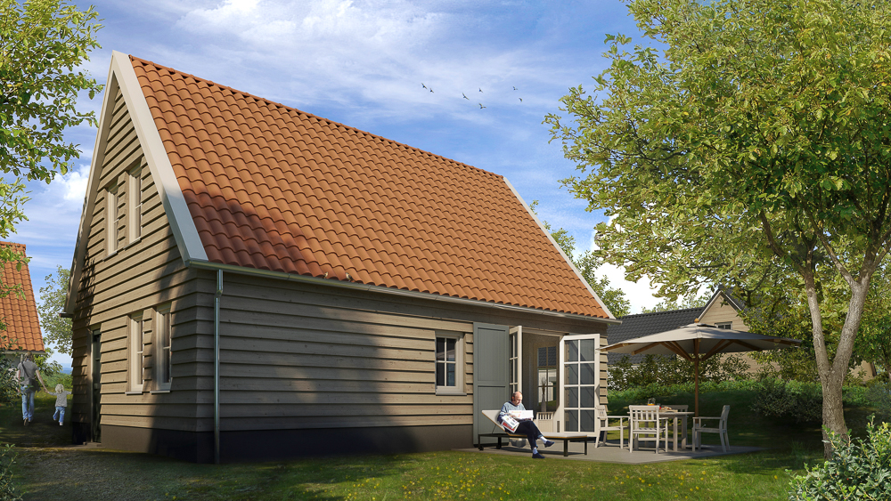 Landal Domein De Waufsberg – Woningtype 4-persoons Comfort