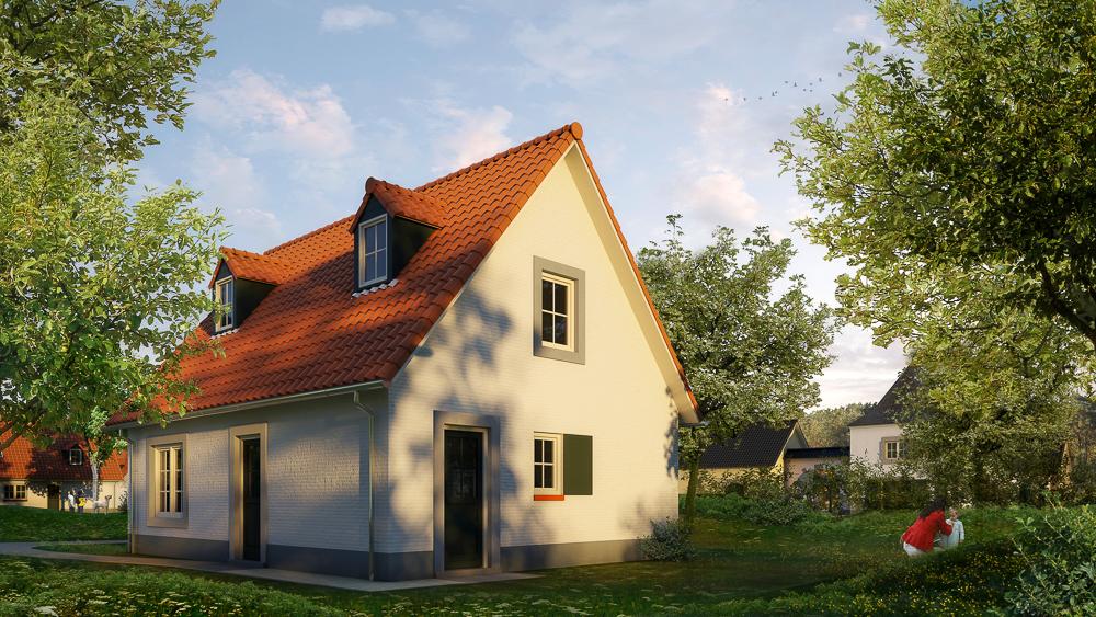 Landal Domein De Waufsberg – Woningtype 8-persoons Luxe