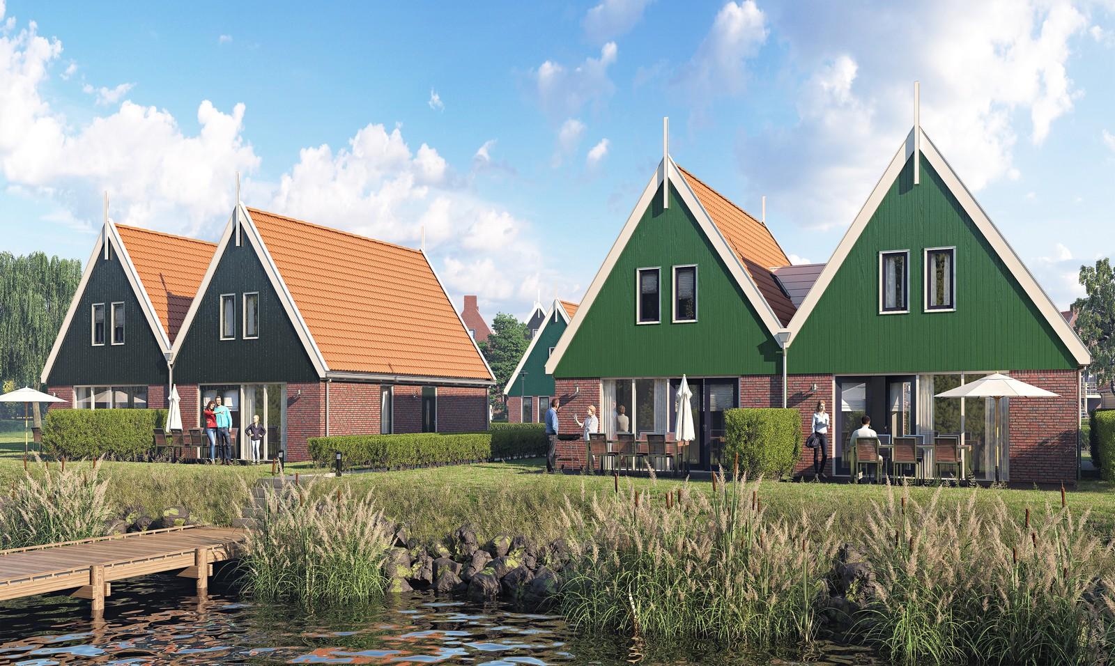 Landal Volendam – Volendam – Foto 3 – 6-PERSOONS LUXE TWEEKAPPER