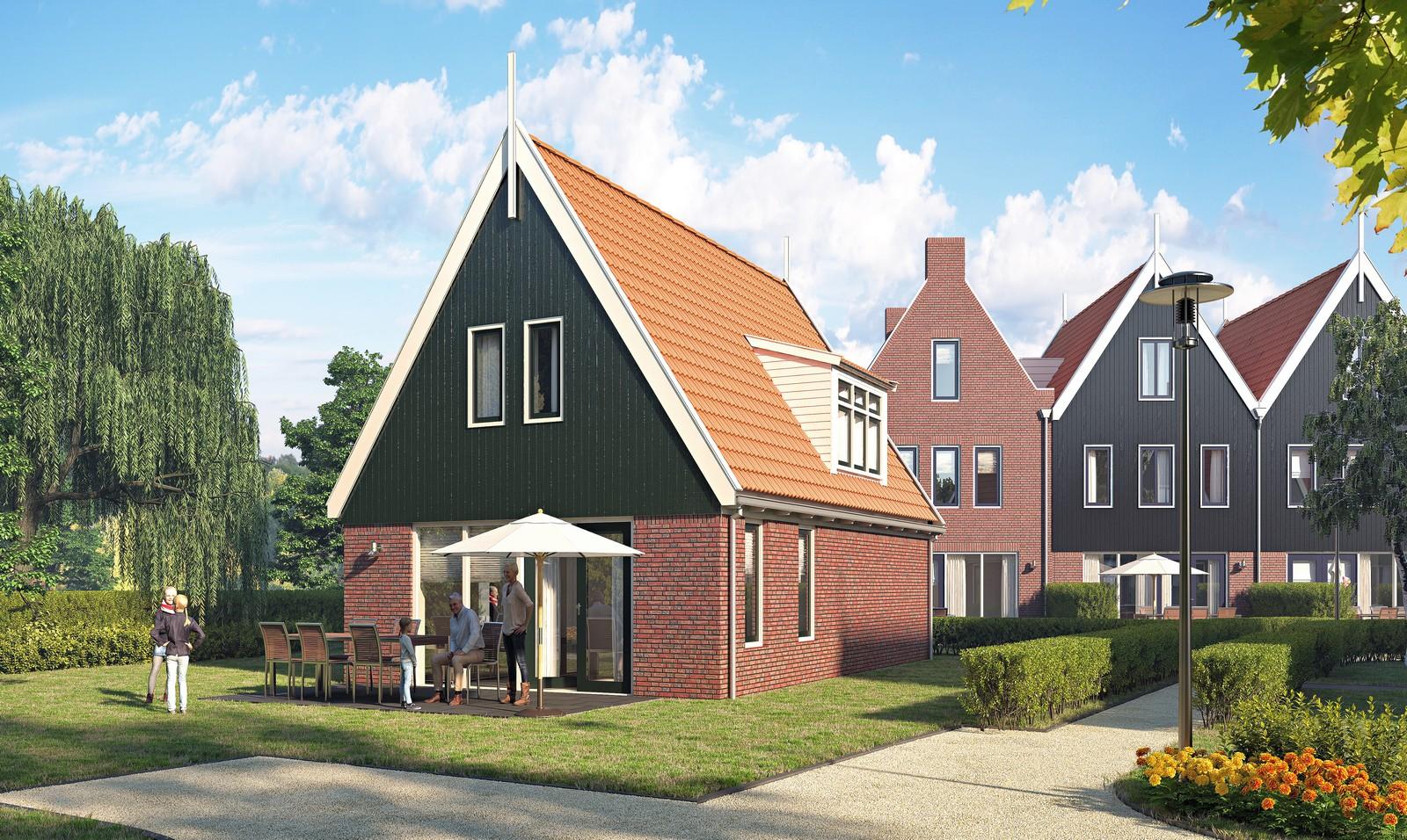 Landal Volendam – Volendam – Foto 4 – 6-PERSOONS LUXE VRIJSTAAND