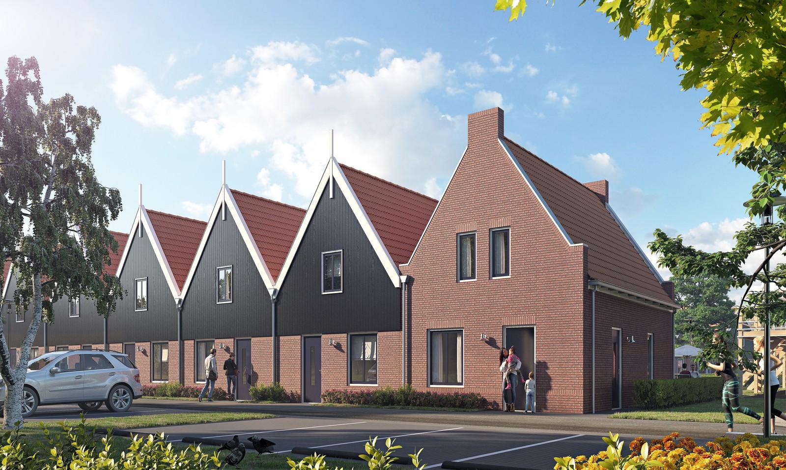 Landal Volendam – Volendam – Foto 5 – 4-PERSOONS COMFORT HOEK- EN TUSSENWONING