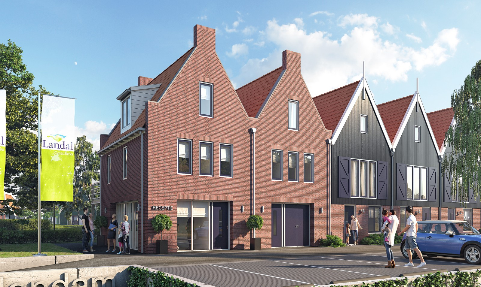 Landal Volendam – Volendam – Foto 6 – 4-PERSOONS COMFORT APPARTEMENT