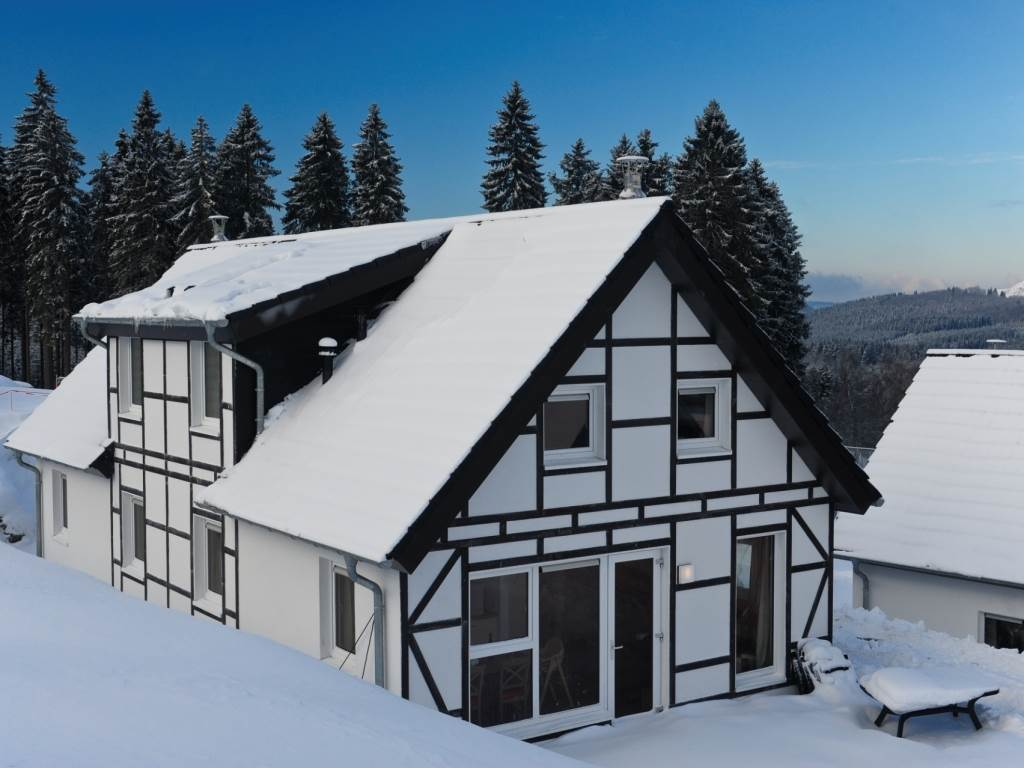 Landal Winterberg – Woningtype 4-persoons luxe geschakeld