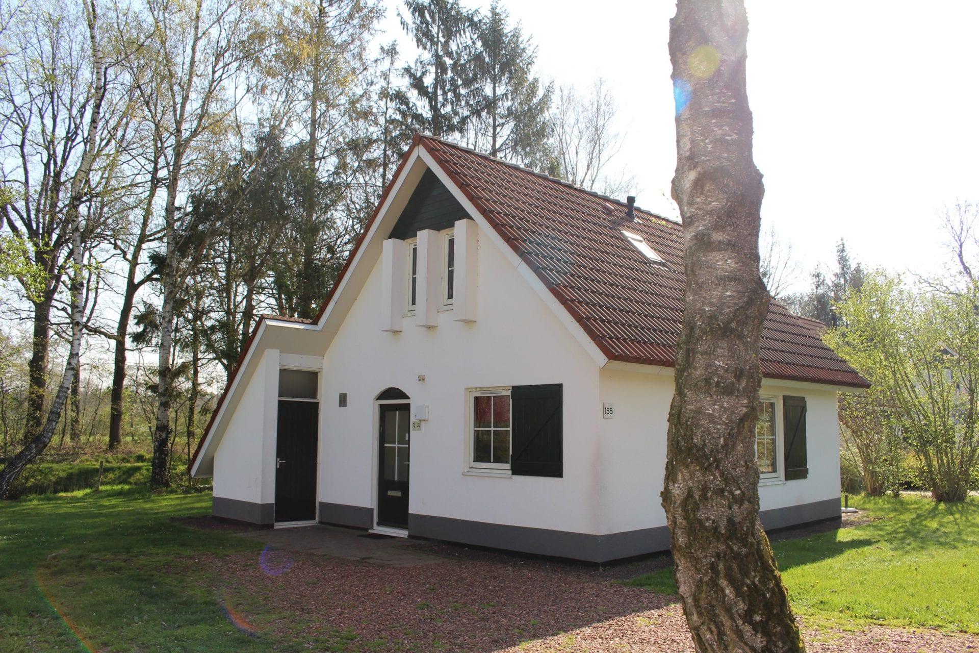 Landgoed De Elsgraven - Recreatielandhuis nr. 155 - 4-persoons de luxe1a