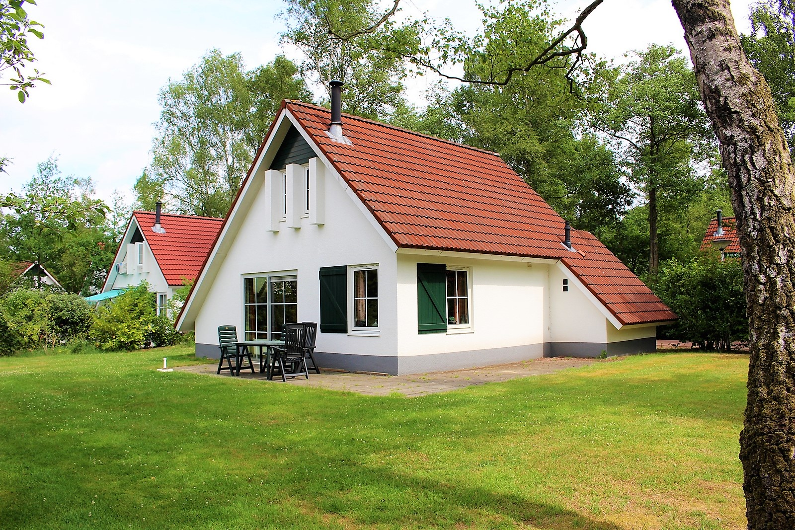 Landal Landgoed De Elsgraven 69, type de luxe