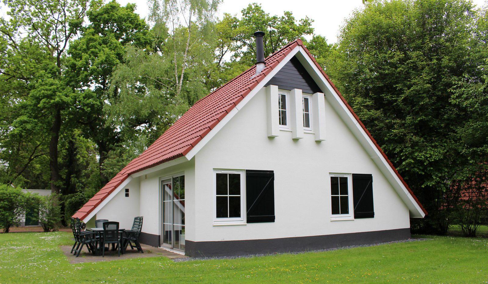Landgoed De Elsgraven – Recreatielandhuis nr. 91 – 4-6-persoons de luxe 1