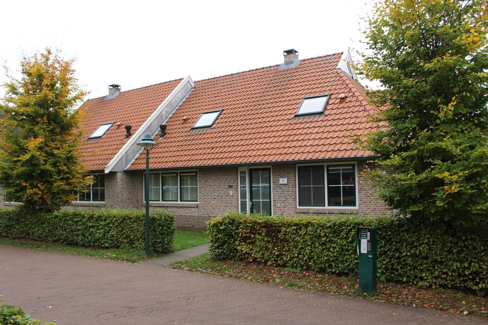 Landgoed De Hellendoornse Berg fam.boerderij nr. 1, 12-pers. 19