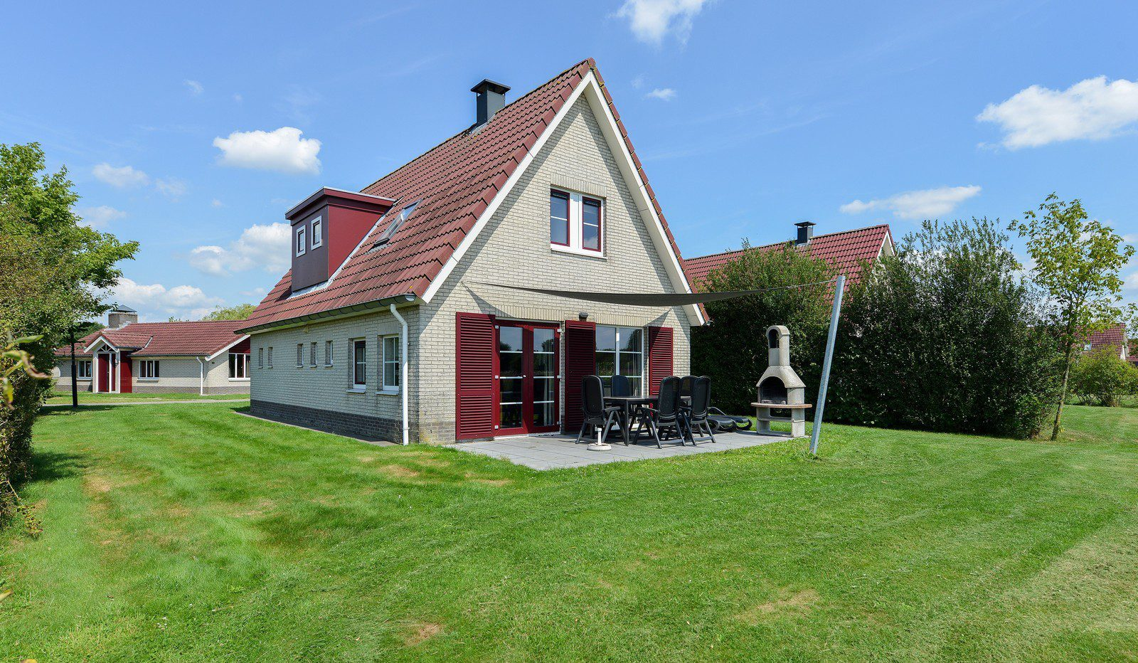 RecreatieParc Sandur nr. 171, type Silurium VIP-cottage