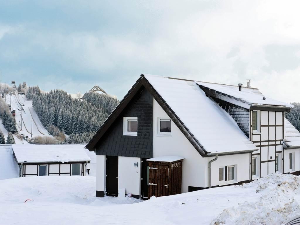 Vakantiepark Landal Winterberg – Woningtype 12-persoons luxe vrijstaand