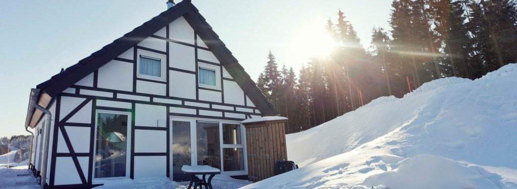 Vakantiepark Landal Winterberg – Woningtype 16-persoons luxe vrijstaand