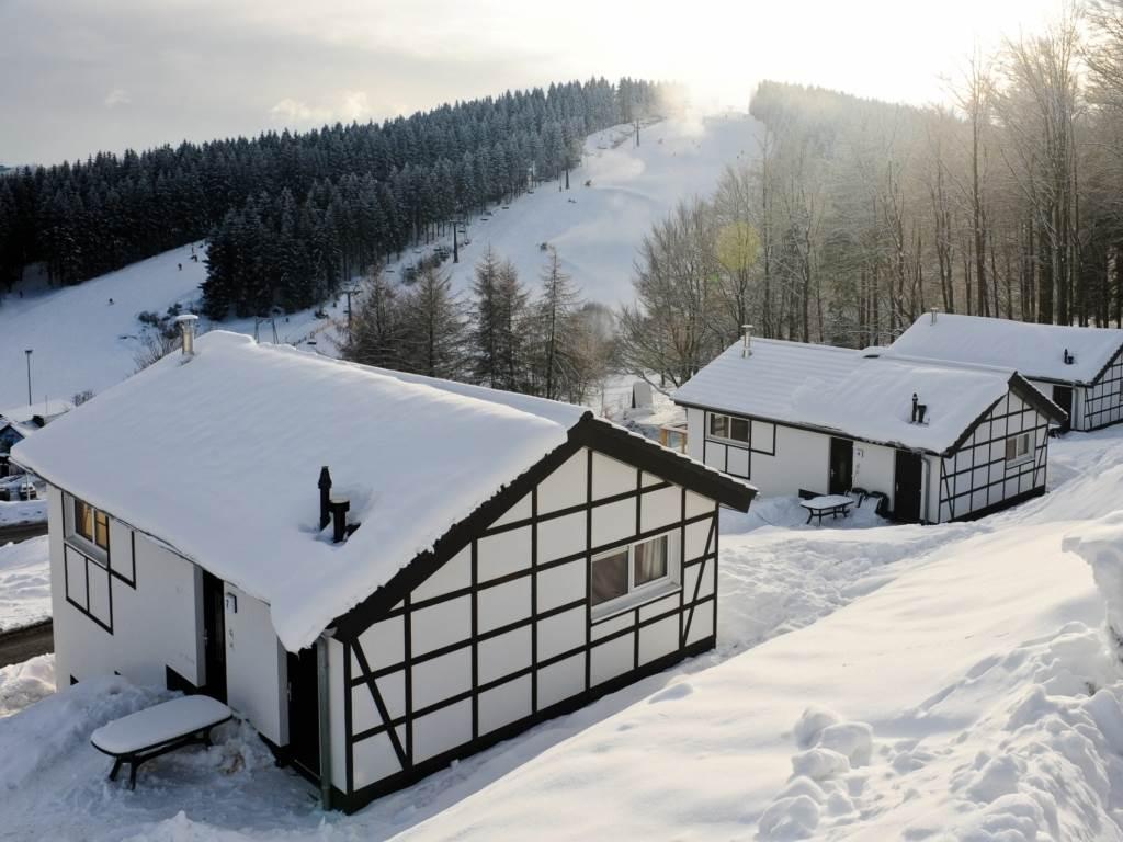 Vakantiepark Landal Winterberg – Woningtype 6-persoons luxe vrijstaand