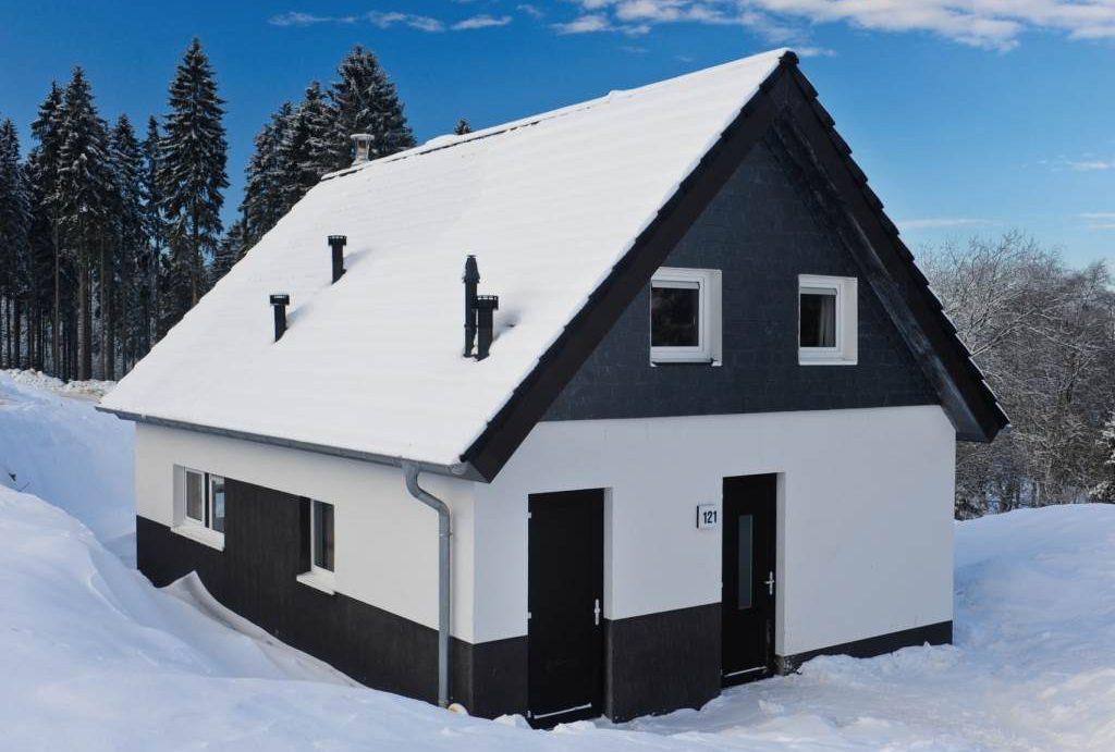 Vakantiepark Landal Winterberg – Woningtype 8-persoons luxe vrijstaand