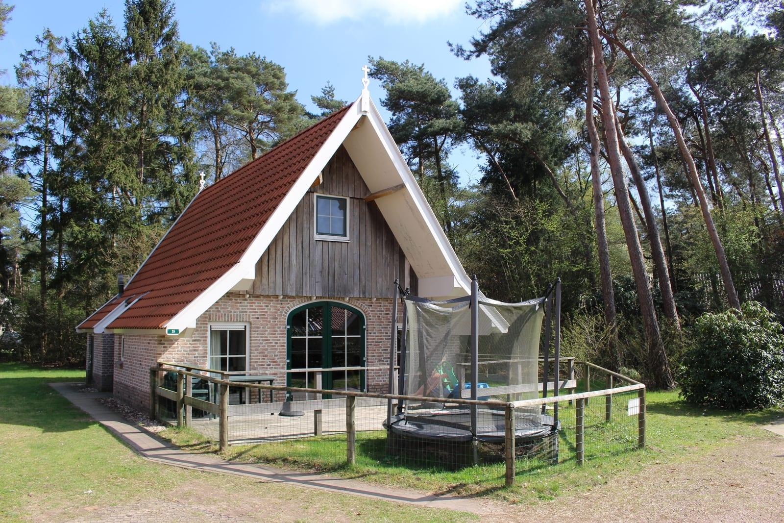 1 Vakantiehuis Landgoed De Hellendoornse Berg nr. 55 - Spiekink 4-pers. Kinder