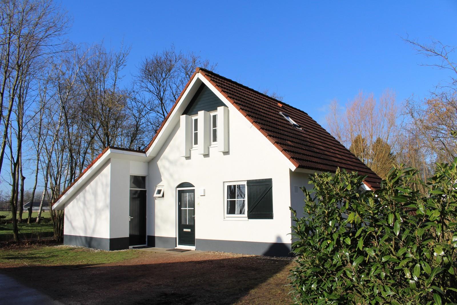 Landgoed De Elsgraven – Recreatielandhuis nr. 55 – 6-persoons Luxe 1