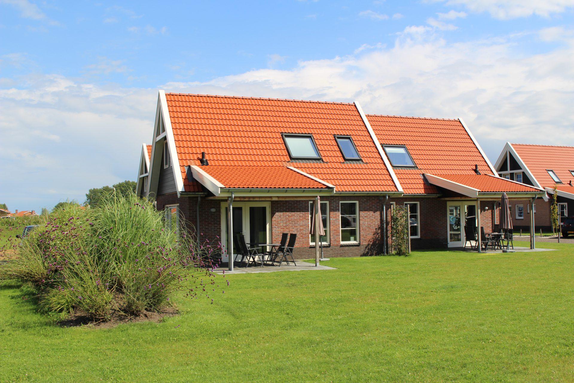 Strandplevier 4-persoons comfort Waterparc Veluwemeer